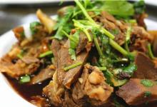 福鼎美食图片-猪头肉