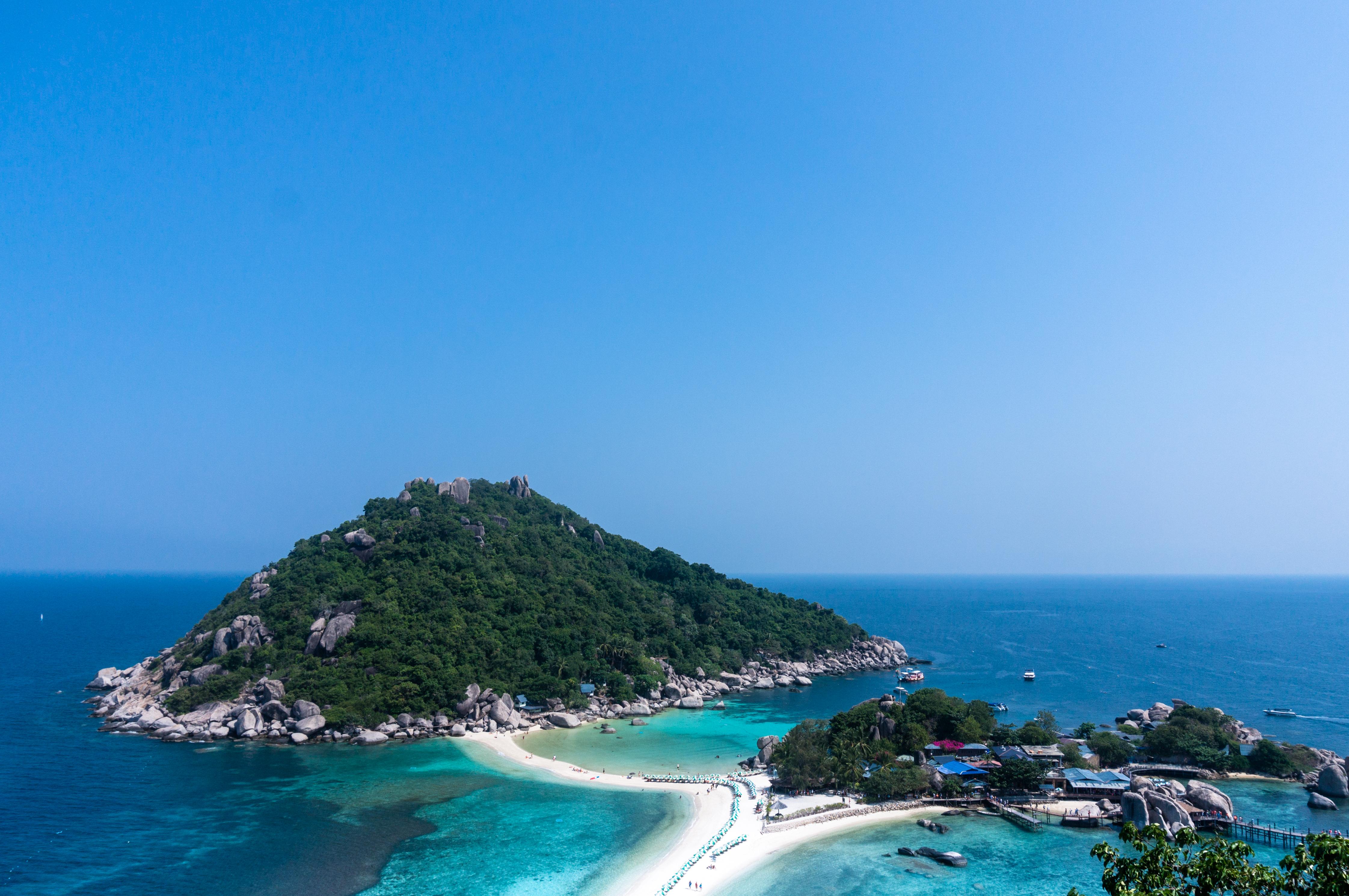 南園島  Koh Nang Yuan   -3
