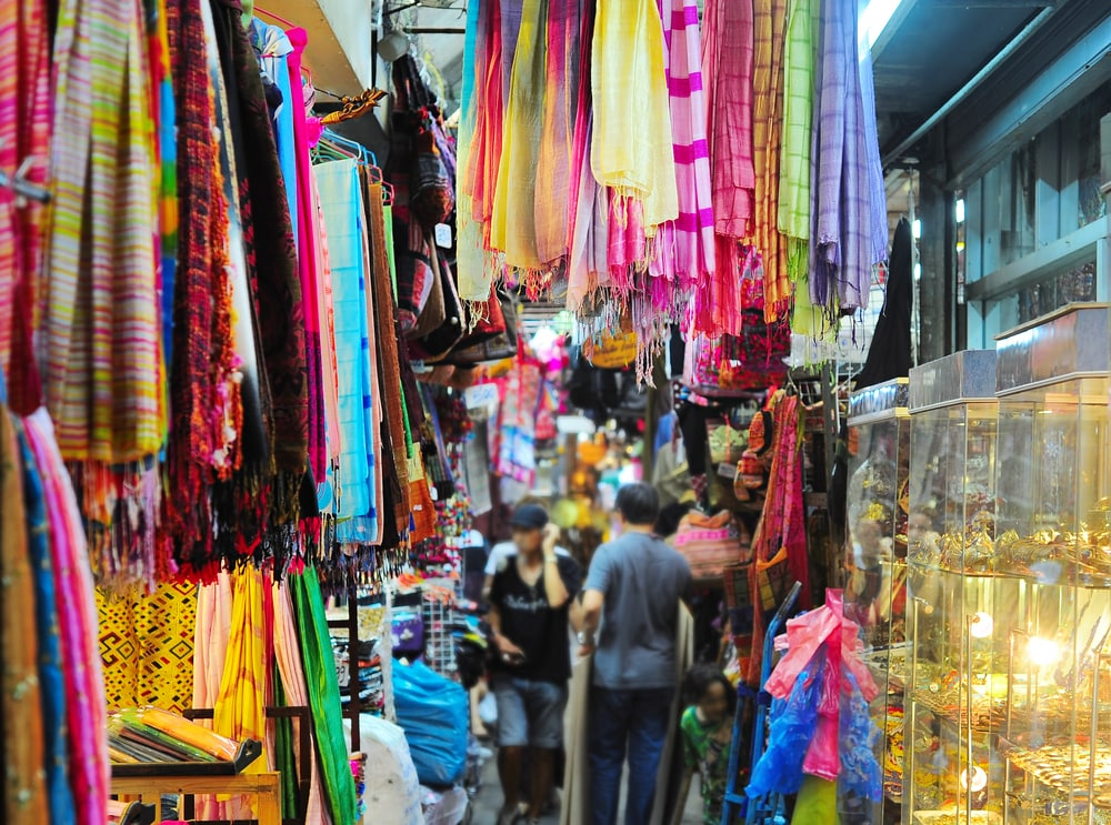 加都加周末市場  Chatuchak Weekend Market   -4