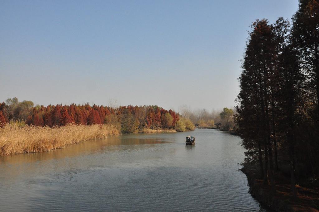 江蘇游記之泰州溱湖風景區