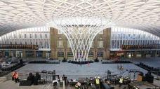 国王十字火车站-伦敦-小思文