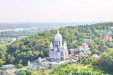 Vydubychi Monastery-基辅-尊敬的会员