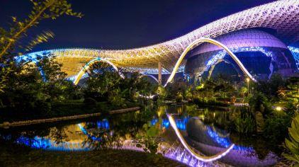 杭州国际博览中心(g20峰会体验馆)3