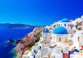 【聖托里尼】最靚海島聖托里尼,令人流連忘返的藍白天堂