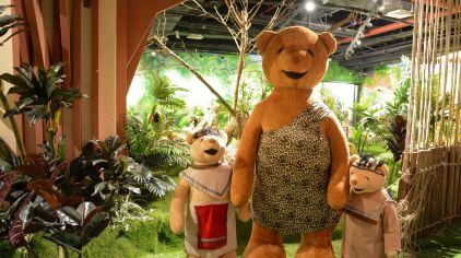 泰迪熊乐园-泰迪森林