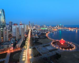 A Good Place to Take A Walk and See The Sea: Recommended in Qingdao City Park