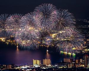 Summer Vacation Ideas in Japan: Fireworks Festival