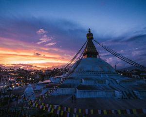 Checking of the Hot Sceneries of Katmandu