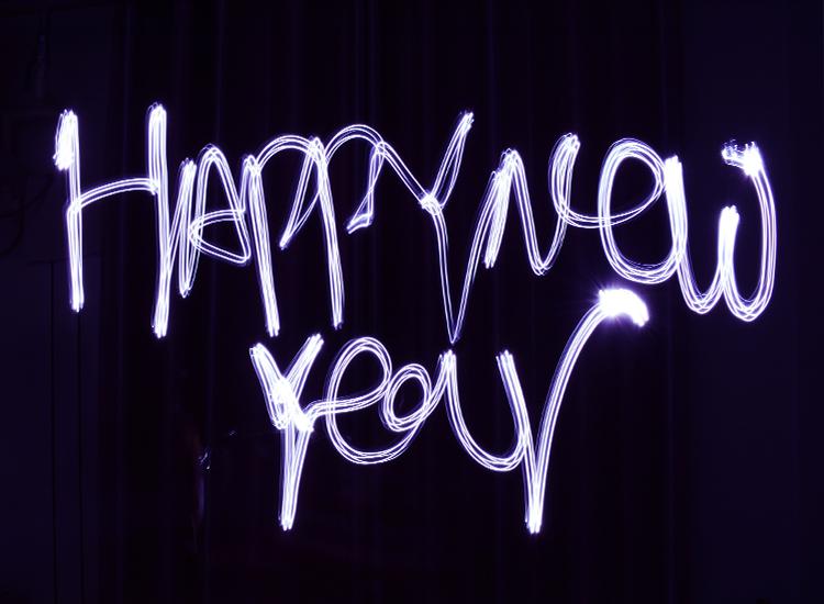 再见2018,你好2019!