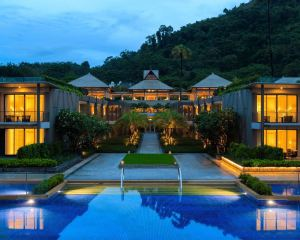 Experience Phuket's Most Scenic Hotels