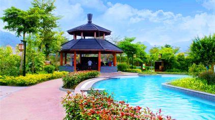 贵安温泉度假村 图片-福池水吧