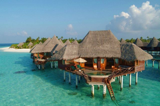 Top 10 Popular Island Hotels In Maldives Travel Notes And