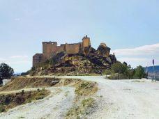 Castle of Alhama de Murcia-穆尔西亚