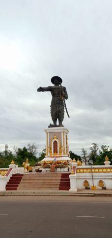 湄公河边公园-万象-路歌酋长