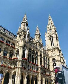 维也纳市政厅-维也纳-q****ky