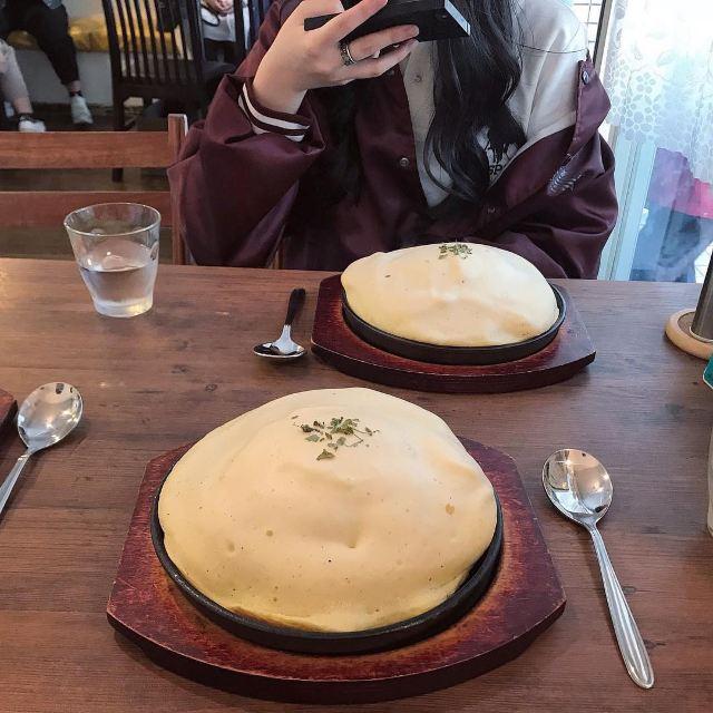 【東京必食】7大超嫩滑惹味東京蛋包飯🍳-百年老店、人氣食店!