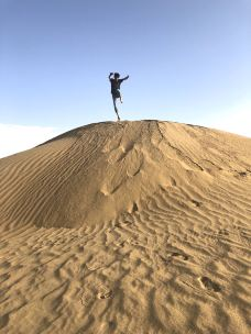 塔克拉玛干沙漠(巴音郭楞)-巴音郭楞-董坤