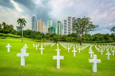 美国烈士陵园和战争纪念馆-马尼拉-doris圈圈