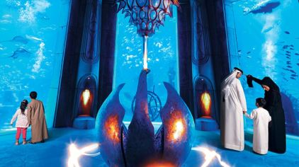 亚特兰蒂斯失落的空间水族馆 the lost chambers aquarium (3)