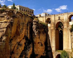 Bull Fighters' Hometown: Guide to Ronda Spain