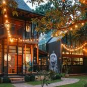 黃枕頭花園酒店