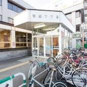 札幌大通公園/交通便利/六民宿