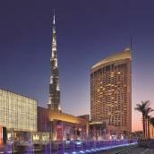迪拜購物中心地標酒店