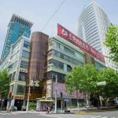 浦江精選酒店(上海靜安寺地鐵站店)(原宿適輕奢酒店)