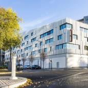 巴黎十七區奧德利城公寓式酒店