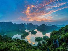 陆川自然观光1日游