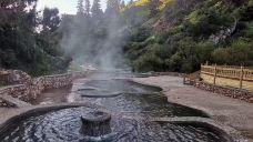 若尔盖花湖温泉谷-若尔盖
