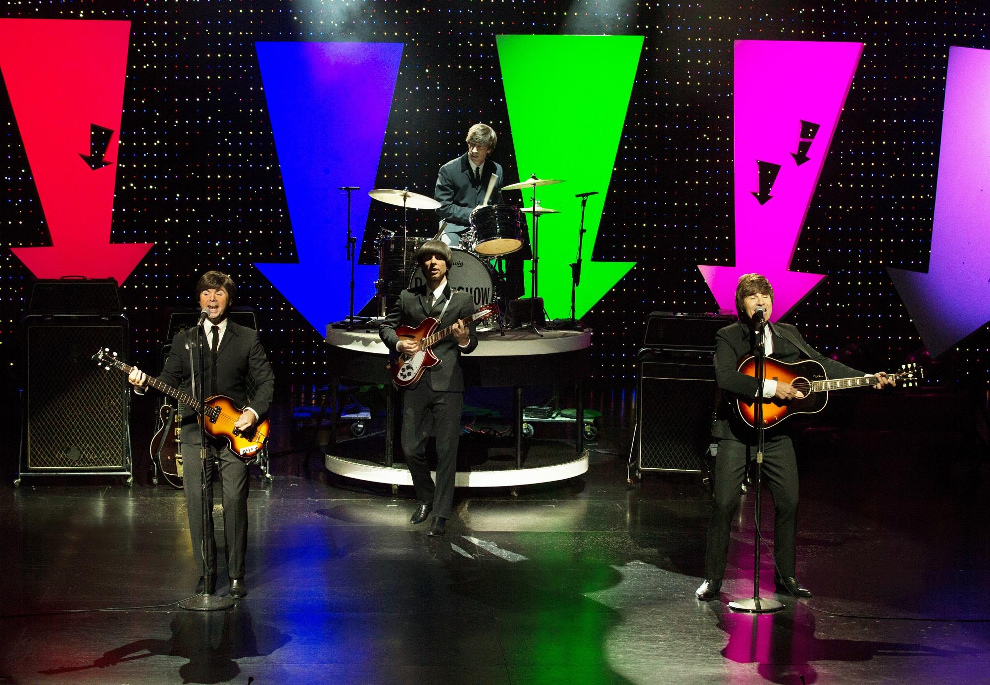 拉斯維加斯《Beatle Show》秀門票