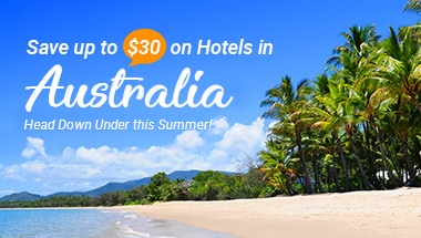 Save Up To 30 On Hotels In Australia