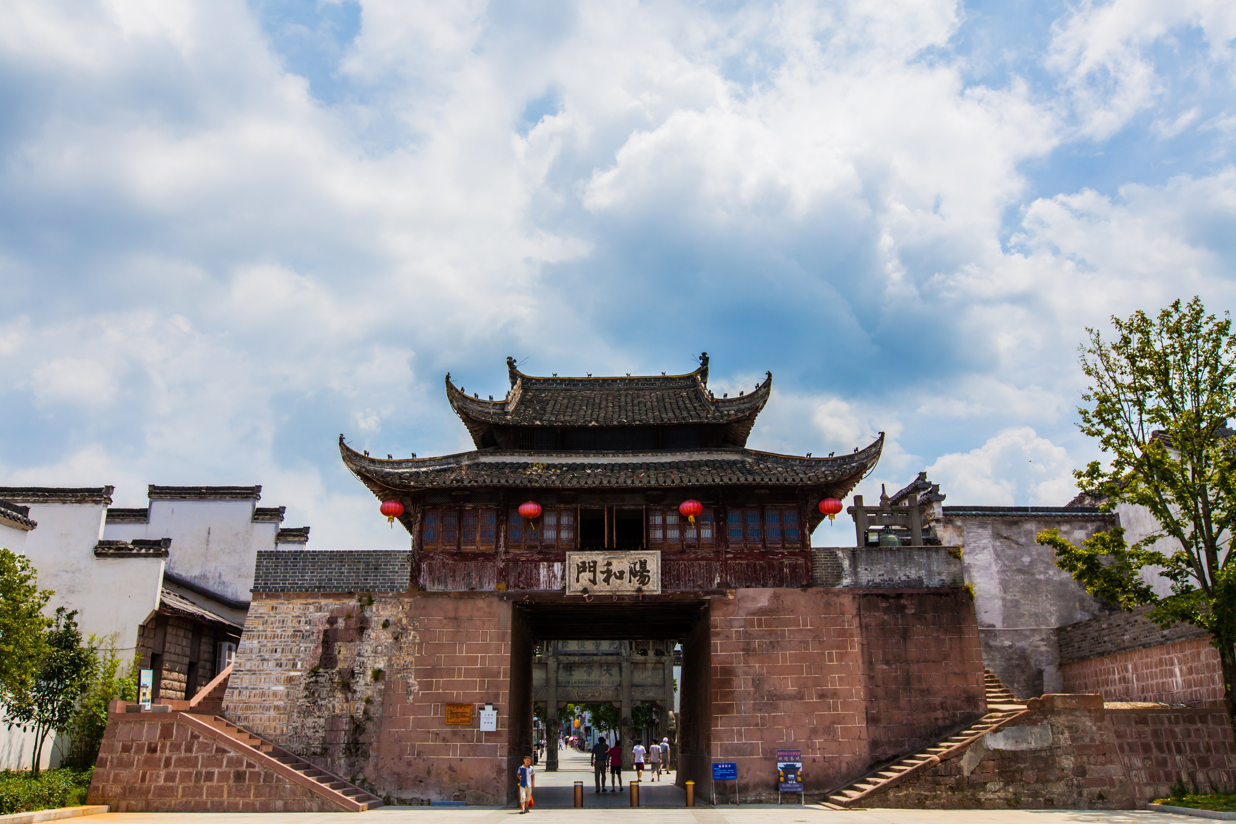 Half Day Tour of Ancient Huizhou Cultural Tourism Zone-be world-famous and No shopping