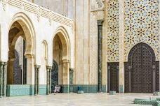 哈桑二世清真寺-卡萨布兰卡-doris圈圈