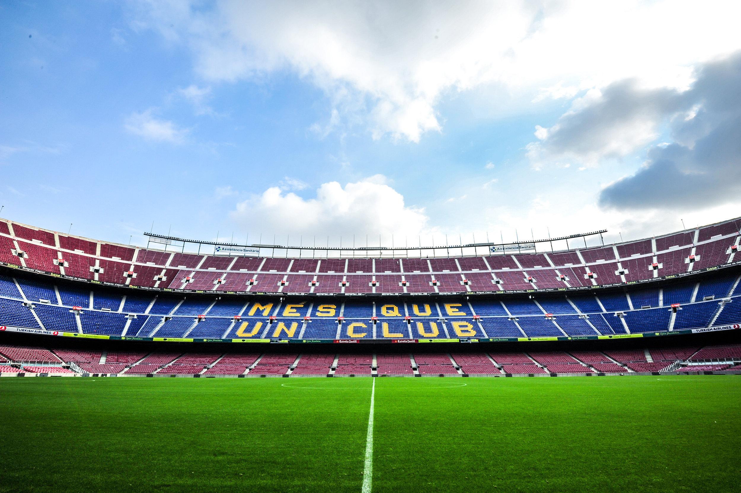 諾坎普球場 Camp Nou 門票(電子票/無需指定日期場次)