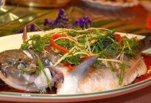临安区美食图片-石斑鱼