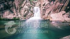 鄣山大峡谷