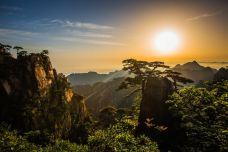 N80H1693-黄山风景区-黄山-傅涛峰