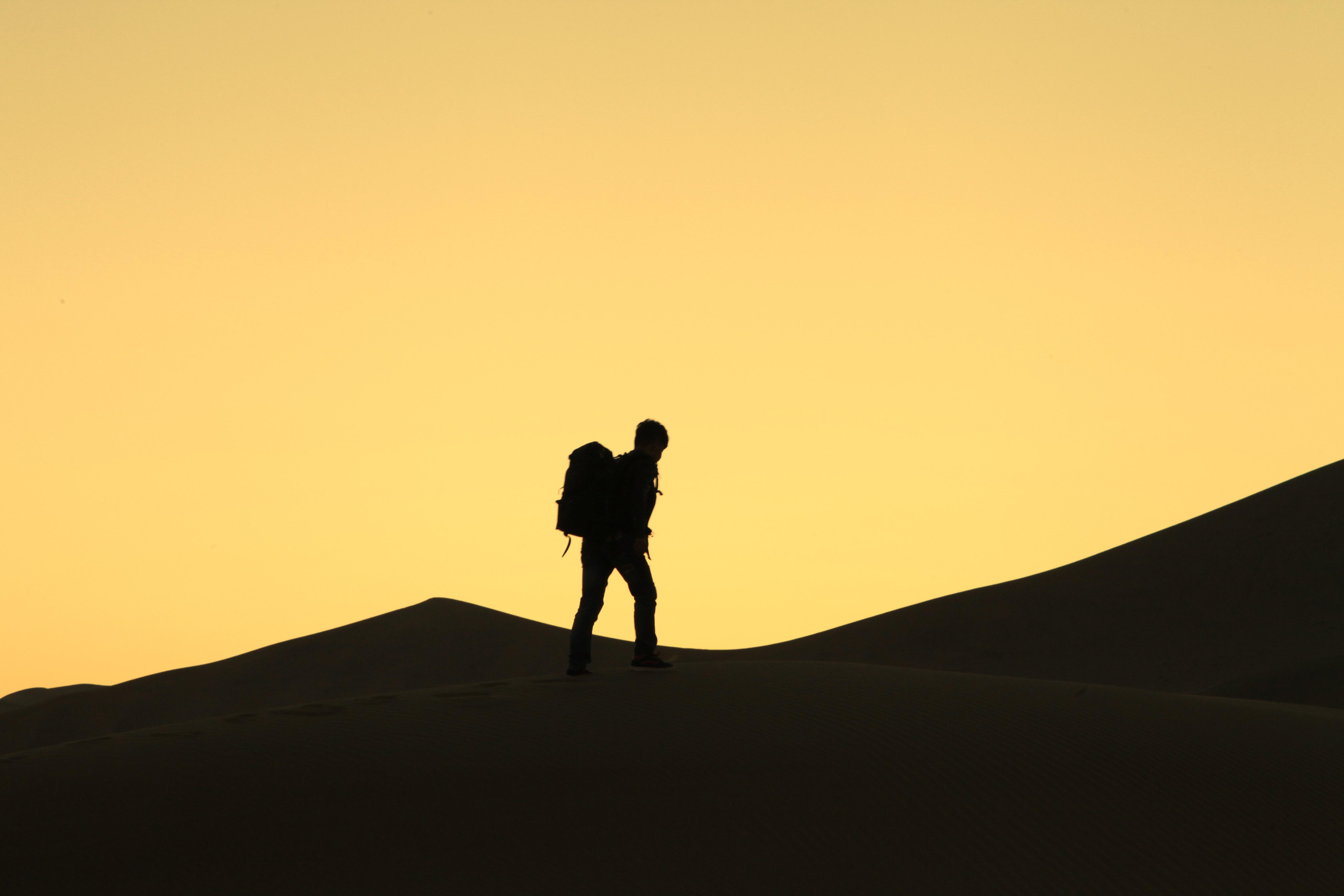 一個人的旅行圖片