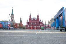 国家历史博物馆-莫斯科-尊敬的会员