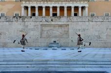 无名战士纪念碑-雅典-doris圈圈