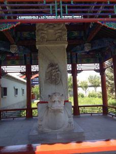 孝庄园文化旅游区-通辽-远行的人