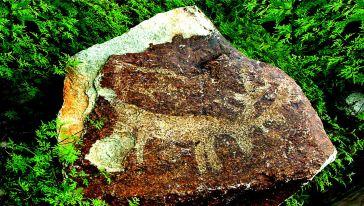 贺兰山岩画1 (10)