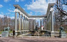 夏宫-圣彼得堡-走走-74511940