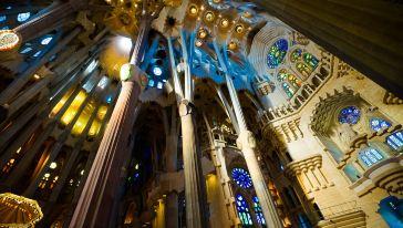 巴塞罗那 - 圣家堂 (2)