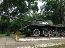战争遗迹博物馆-胡志明市-妹妹恰北北