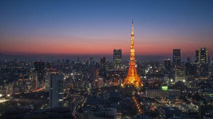 日本東京東京塔
