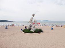 第一海水浴场-青岛-问题儿童轩辕紫灵