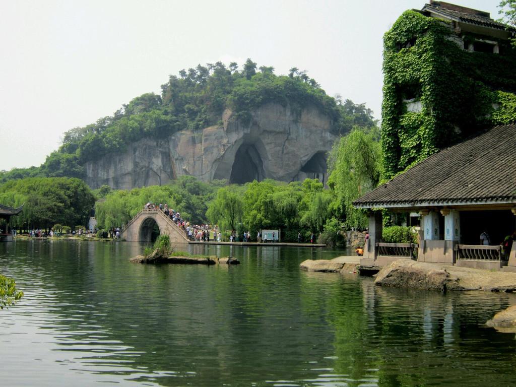 紹興柯巖風景區